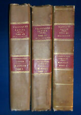 Martial Lemaire Farnaby  Collectio auctorum classicorum latinorum 1825 complet