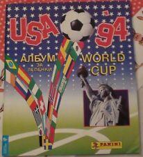 Panini World Cup 1994 WM USA 94 Album Bulgarian edition no writings order form