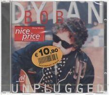 BOB DYLAN  UNPLUGGED CD SIGILLATO!!