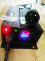 Hour Meter 120 Volts AC Round Black Trim Ring PROG7473