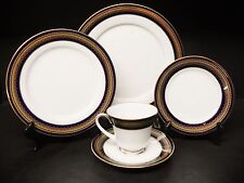 Noritake Legacy China Vienna 2796   5 Piece Place Setting  ..