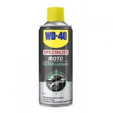 Specialist Moto Wd-40 Cera Lucidante Brillante Spray per Parti cromate 400 ml