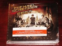 Michael Schenker Fest: Resurrection - Deluxe Edition CD + DVD Set 2018 USA NEW