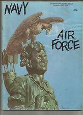 October 20, 1973 Air Force vs Navy Program-Belichick