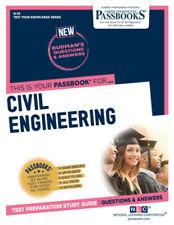 NEW Civil Engineering Intern Test Practice Passbook Upcoming Civil Service Exam
