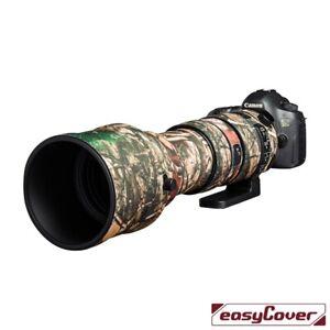 Easycover Lens Oak für Sigma 150-600mm f/5-6.3 DG OS HSM Sport Wald Camouflage