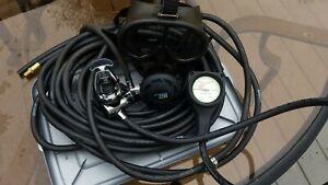 scubapro  Mask, Regulator , Gauges , and hoses