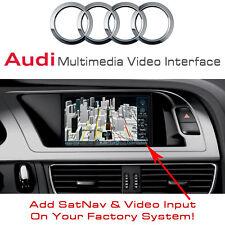 AUDI A5 Q5 A4 Navi GPS interface vidéo multimédia + Contrôle Tactile-sku2539-2