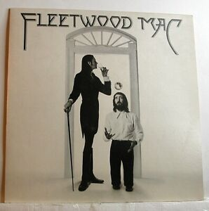 FLEETWOOD MAC Self Titled REPRISE MS-2225 LP NM- Vinyl textured cover w/ insert