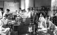 Antique Chemistry Lab Photo 549 Oddleys Strange & Bizarre