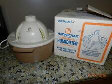 HANKSCRAFT By Gerber Cool Vapor Humidifier Air Mist Vaporizer 240 Made in USA