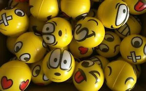 Emoji Squeezable Stress Relief Balls - Sensory Autism, ADHD or Fun Toy