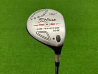 NICE Titleist Golf PRO-TRAJECTORY 904F Fairway 3 WOOD 15* Right RH Steel REGULAR