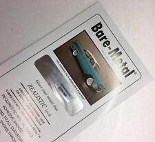 Bare Metal Foil 6 x 11 Thin Sheet Ultra Bright Chrome (1) BMF004