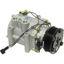 New Compressor And Clutch CHEVROLET EQUINOX 2005