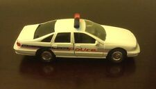 1997 City of Baton Rouge Louisiana Ford model police car 1/43 diecast