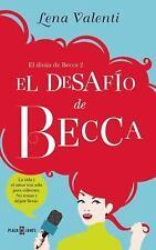 El desafío de Becca. 2 (Serie El diván de Becca) (El Diván De Becca /-ExLibrary