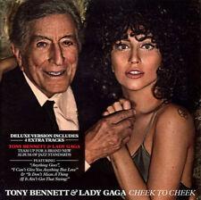 Tony Bennett & Lady Gaga – Cheek To Cheek CD NEW Australia 2014