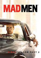 Mad Men Final Season ~ Complete Seventh Season PART 2 ~ NEW 3-DISC DVD SET