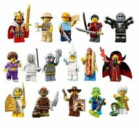 Lego ® Minifigure Figurine Personnage Série 13 Choose Minifig NEW