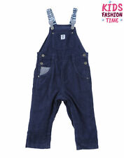 Timberland Velour Dungaree Size 3M / 60Cm Logo Patch