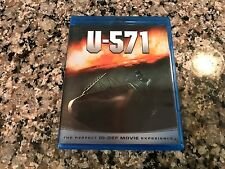 U-571 Blue-ray! 2008 US Navy Nazis Action! Enigma Fury Below