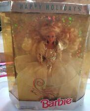 Happy Holidays 1992 Barbie Doll