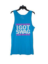 I Got Swag Tank Top T-shirt Size Large Nwot