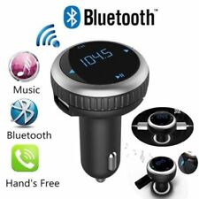 Wireless Bluetooth Car MP3 Player FM Transmitter Radio LCD SD USB Charger Kit