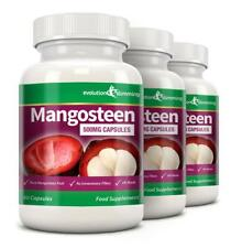 Mangosteen Superfood Health Fruit 500mg Strong 180 Capsules Evolution Slimming