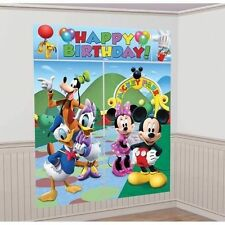 Mickey Mouse Irregular Party Hanging Decorations