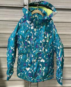 Burton Snowboard Jacket - Youth Large (14/16) - Boys Girls Kids - DryRide