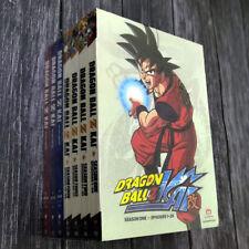 Dragon Ball Z Kai Complete Anime Series Seasons 1-7 Bundled (28 - DVD Disc Set)