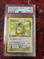 Kangaskhan 21/64 - Pokemon Jungle Set - 1st Edition - Mint - PSA 9