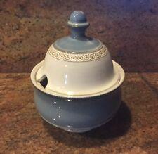 Denby Langley CASTILE Sugar Bowl
