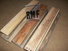 """20 Boards 24"""" Long Reclaimed Pallet Wood Lumber 10% off for july now $40"""