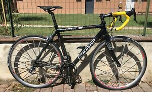 Racing Bicycle Carbon SCOTT CR1 Pro Campagnolo Chorus Carbon Road Bike Fulcrum 1