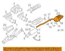 VOLVO OEM 07-14 XC90 3.2L-L6-Muffler 31201875