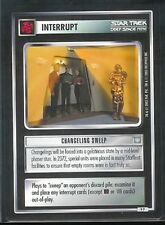 Star Trek CCG All Good Things Card Changeling Sweep 9P