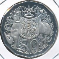 Australia, 1974 Fifty Cents, 50c, Elizabeth II - Proof