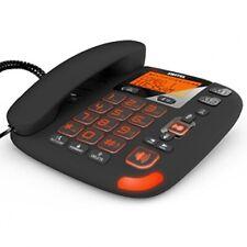 Switel DCT50072 VITA DECT Seniorentelefon SET aus Mobilteil und schnurgebundenem