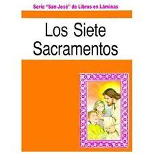 Los Siete Sacramentos: (Pack of 10) (St. Joseph Children's Picture Books)