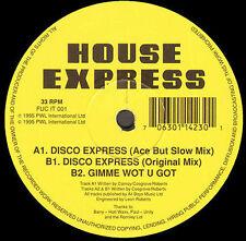 HOUSE EXPRESS - disco express - Fun City