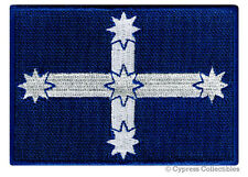 EUREKA FLAG PATCH embroidered iron-on AUSTRALIA DEMOCRACY EMBLEM AUSTRALIAN