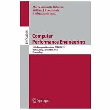Computer Performance Engineering : 10th European Workshop, EPEW 2013, Venice,...