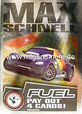 Cars 2 TCG-Max rápidamente-FOIL