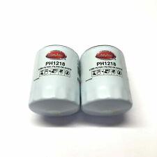 Engine Oil Filter- Luber-Finer PH1218 - Lot of 2