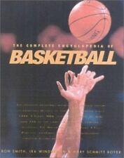 The Complete Encyclopedia of Basketball, Winderman, IRA,Boyer, Mary Schmitt,Smit