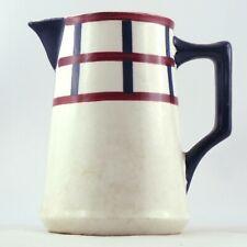 Ancien POT À LAIT Faïence CREIL & MONTEREAU HBCM, BEARN Pays Basque/milk jug...
