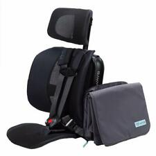 New WayB Pico Premium Travel Safety Kids Seat + Carry Bag. Faa & Nhsta Approved.